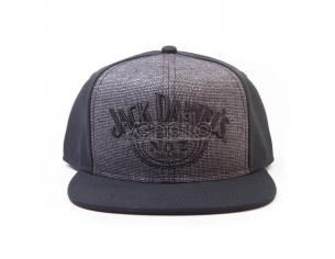 Jack Daniel's - Logo Cappellino Snapback Difuzed