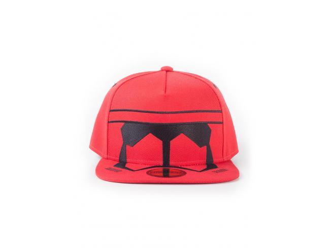 Star Wars - Episode Ix - Red Trooper Cappellino Snapback Difuzed