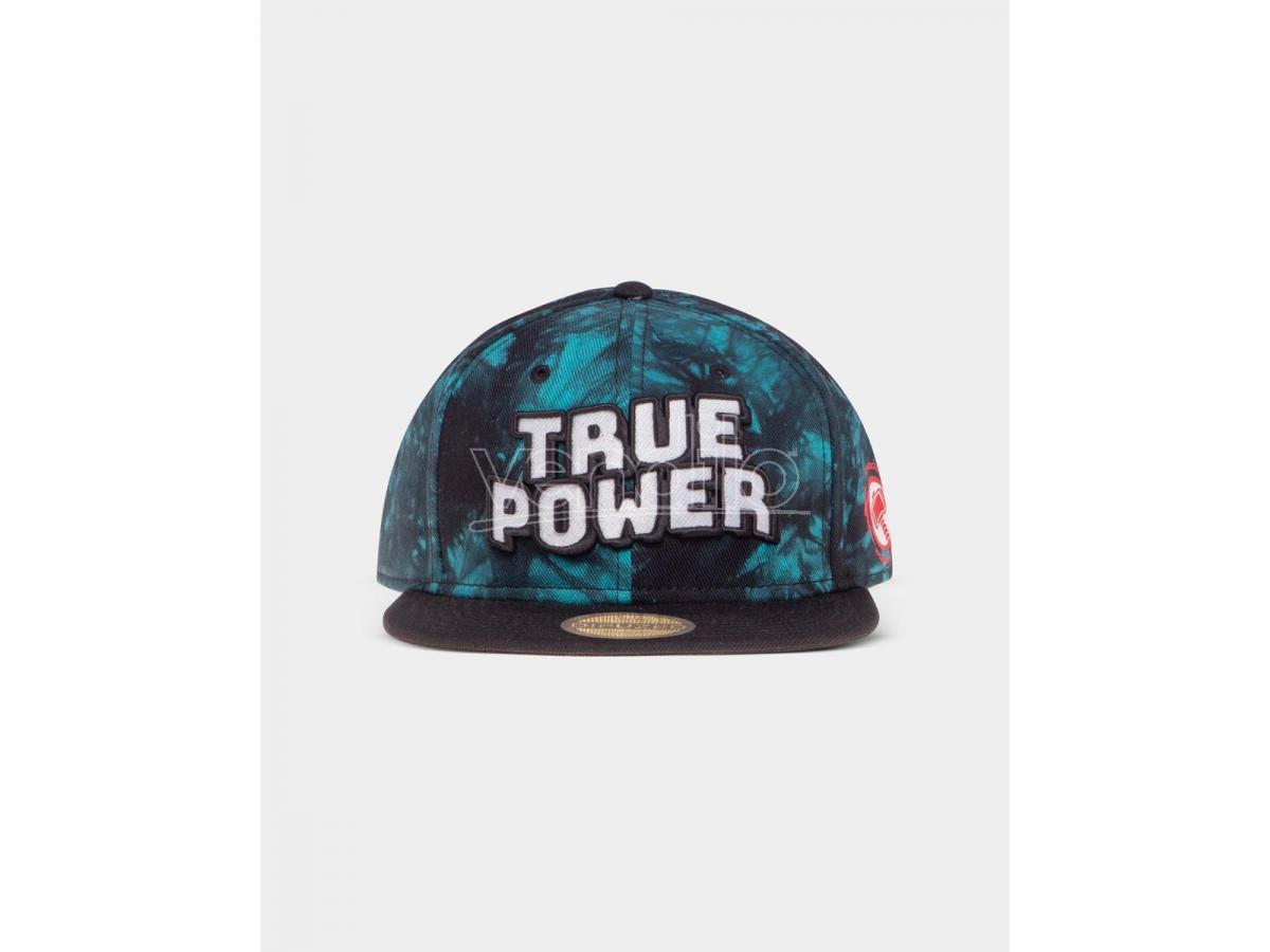 Marvel - True Power Cappellino Snapback Difuzed