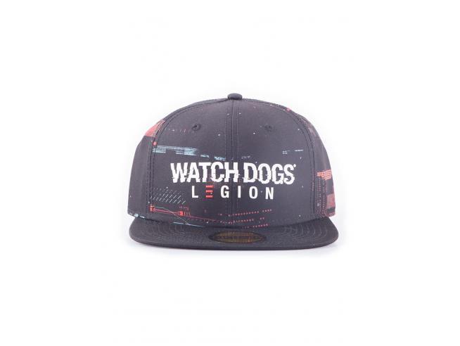 Watch Dogs: Legion - Glitch Cappellino Snapback Difuzed