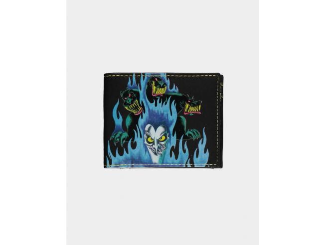 Disney Villains -  Hades Portafoglio Pieghevole Difuzed