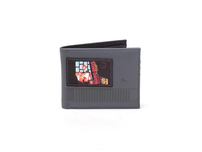 Nintendo - Cartridge Portafoglio Pieghevole Difuzed
