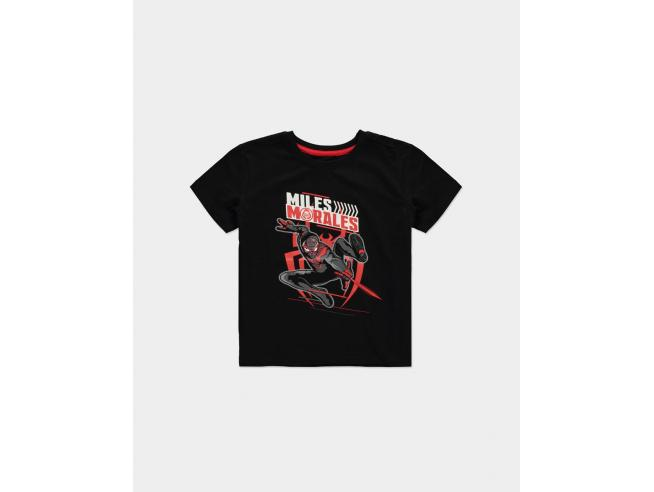 Spider-Man - Miles Morales - Boys T-shirt Difuzed