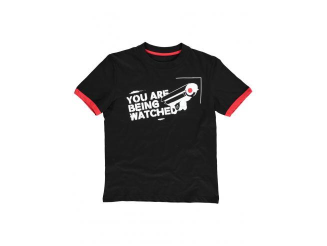 Watch Dogs: Legion - T-shirt Donna Difuzed