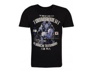 Tekken - Heihachi Mishima T-shirt Uomo Difuzed