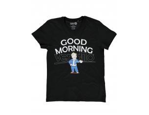 Fallout - Good Morning T-shirt Uomo Difuzed