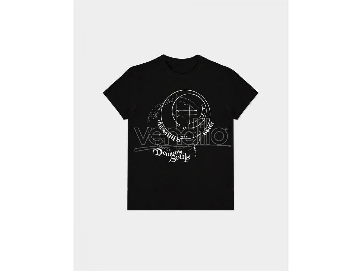 Demon's Souls - Circles - Men's Short Sleeve T-Shirt Difuzed