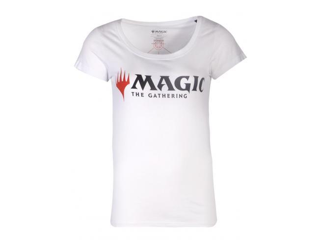 Magic: The Gathering - Magic Logo - T-shirt Donna Difuzed