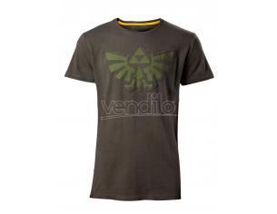 Zelda - Stitched Hyrule T-shirt Uomo Difuzed