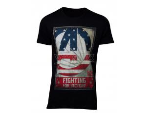 Avengers - For Victory T-shirt Uomo Difuzed
