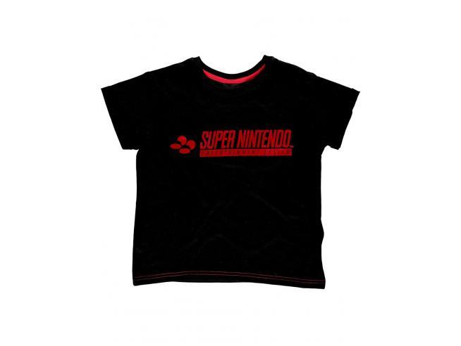 Nintendo - Super Nintendo Women Cropped T-shirt Difuzed