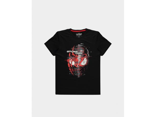 Spider-Man - Miles Morales - Spider Head - T-shirt Difuzed