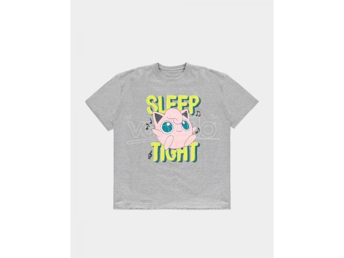 Pokémon - Jigglypuff Oversized T-shirt Donna Difuzed