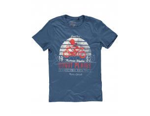 Nintendo - Mario Kart Vintage Garage T-shirt Uomo Difuzed
