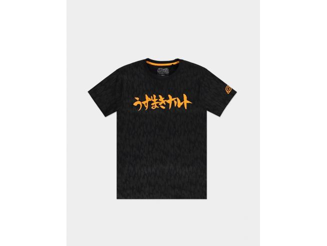 Naruto Shippuden - Tone To Tone - T-shirt Uomo Difuzed