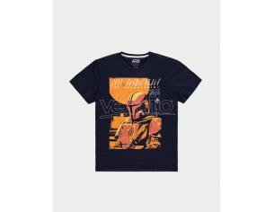 The Mandalorian - Bounty Hunter - T-shirt Uomo Difuzed