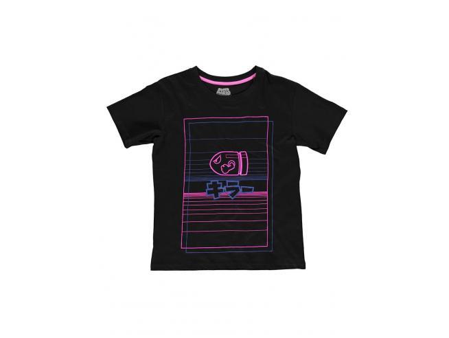 Nintendo - Super Mario Bullet Bill T-shirt Donna Difuzed