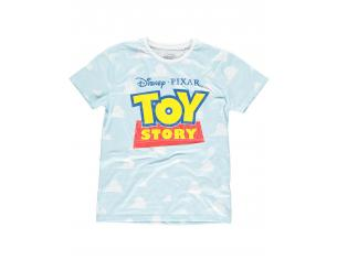 Toy Story - All Over Cloud T-Shirt Difuzed