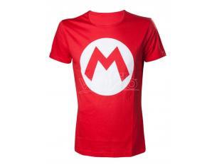 Nintendo - Mario Big M T-shirt Uomo Difuzed