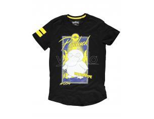 Pokémon - City Psyduck T-shirt Uomo Difuzed