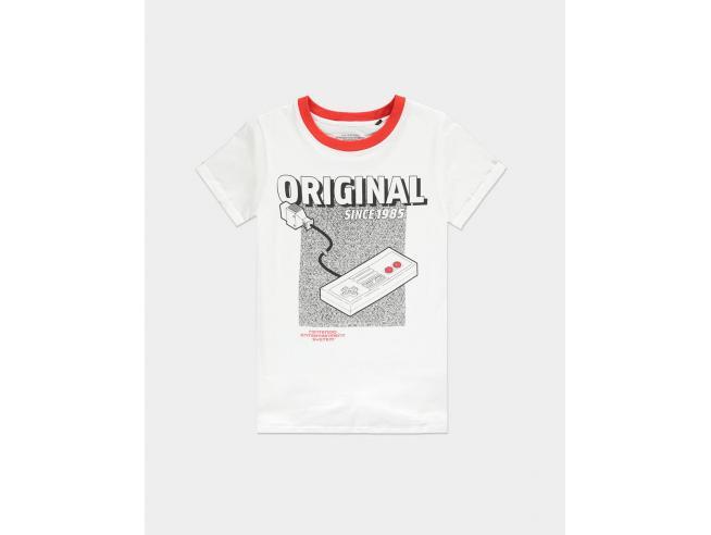 Nintendo - Nes T-shirt Donna Difuzed
