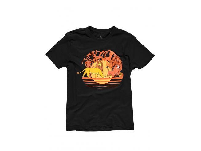 Il Re Leone - Vintage T-shirt Uomo Difuzed