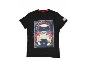 Sony - Playstation - Vr Skull T-shirt Uomo Difuzed