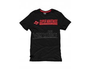 Nintendo - Super Nintendo T-shirt Uomo Difuzed