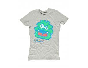 Bandai Namco - Digdug Dragon T-shirt Uomo Difuzed