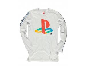 Playstation - Taping Longsleeve T-shirt Uomo Difuzed