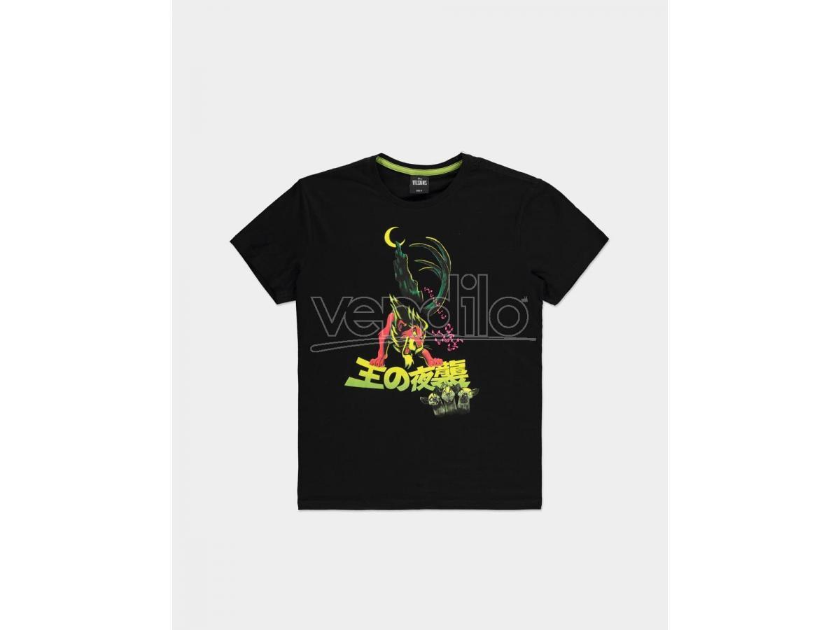 Disney - Il Re Leone - Scar T-shirt Uomo Difuzed