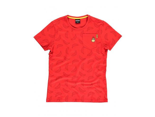 Nintendo - Donkey Kong Aop T-shirt Uomo Difuzed