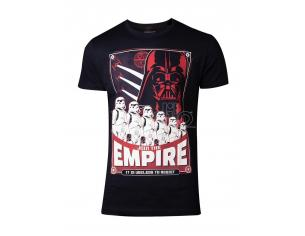 Star Wars - Join The Empire T-shirt Uomo Difuzed