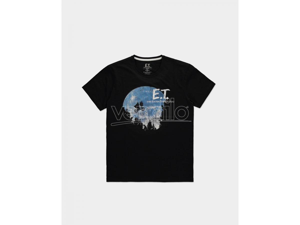 Universal - E.t. - The Moon - T-shirt Uomo Difuzed