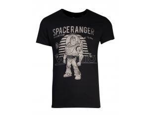 Toy Story - Buzz Lightyear Vintage T-shirt Uomo Difuzed