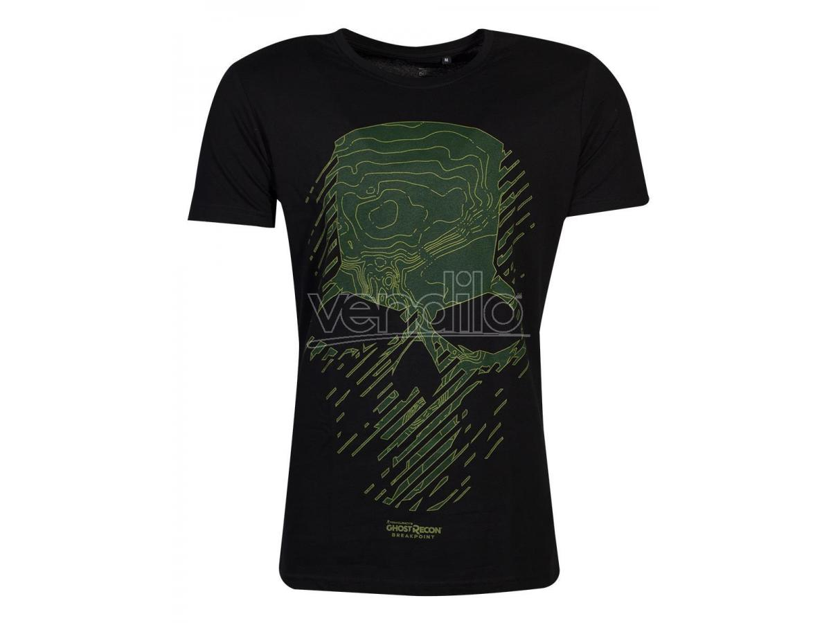 Ghost Recon - Topo Skull T-shirt Uomo Difuzed