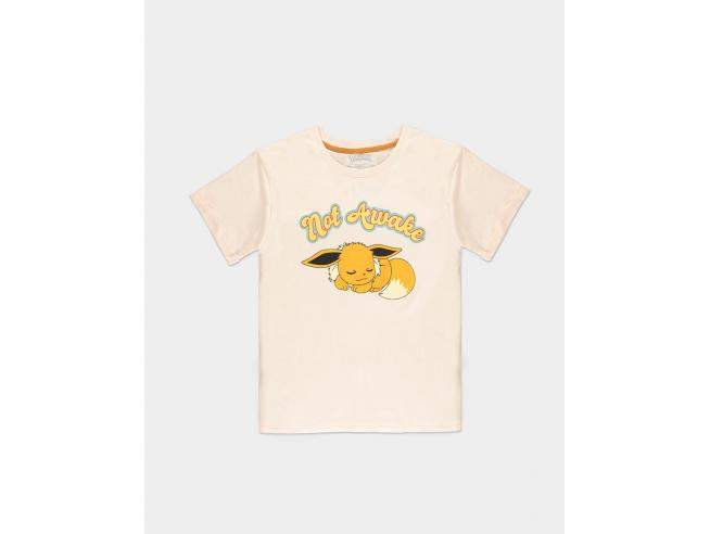Pokémon - Eevee T-shirt Donna Difuzed