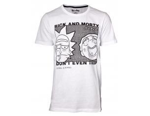 Rick E Morty - Don't Even Trip T-shirt Uomo Difuzed