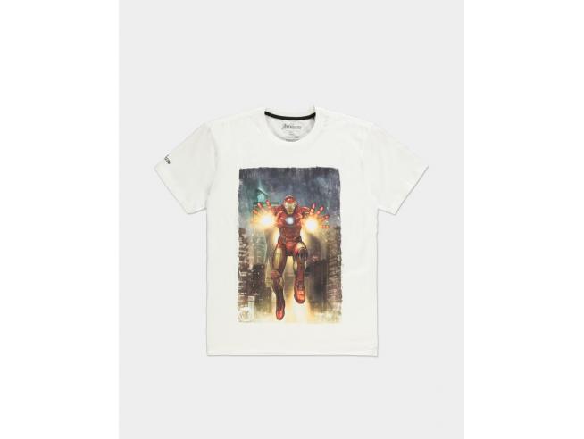 Avengers Game - Iron Man - T-shirt Difuzed