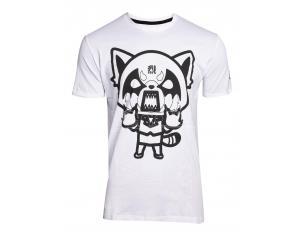 Aggretsuko - I Wanna Eat T-shirt Uomo Difuzed