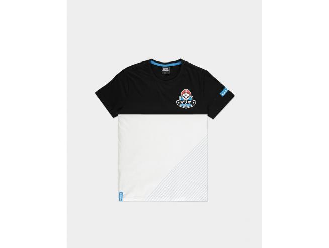 Nintendo - Super Mario - Team Mario T-shirt Uomo Difuzed