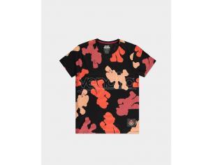 Nintendo - Super Mario Aop T-shirt Uomo Difuzed