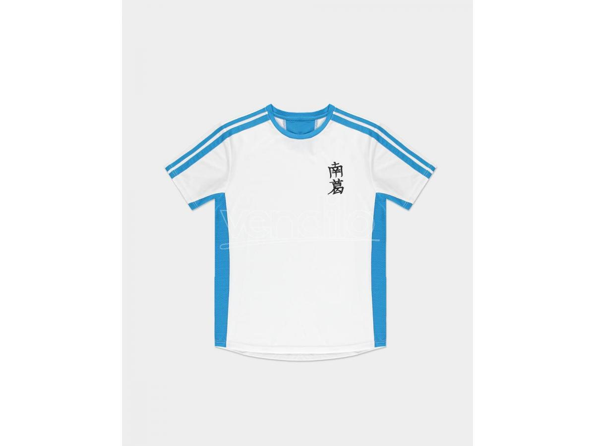 Captain Tsubasa - Soccer Jersey T-shirt Uomo Difuzed