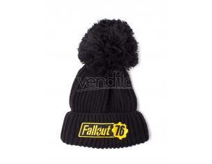 Fallout - Fallout 76 Logo Bobble Berretto Difuzed