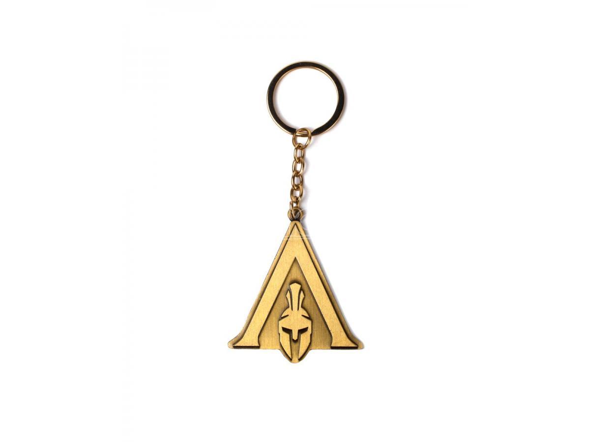 Assassin's Creed Odyssey - Odyssey Logo Metal Portachiavi Difuzed