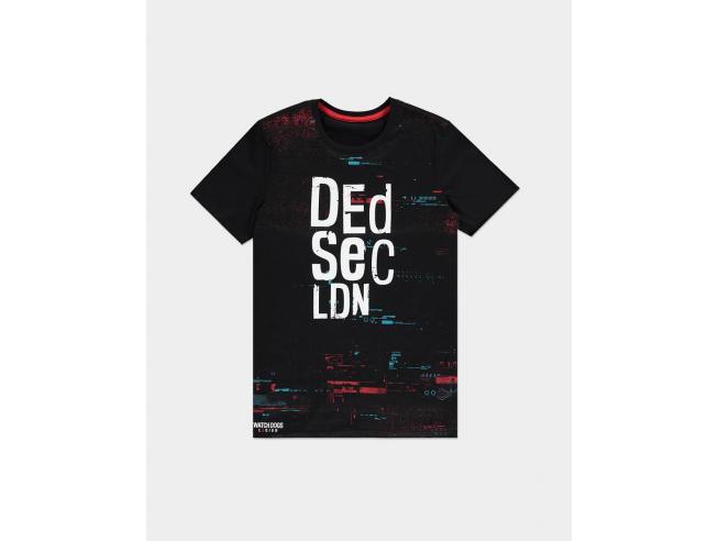 Watch Dogs: Legion - Dedsec T-shirt Uomo Difuzed