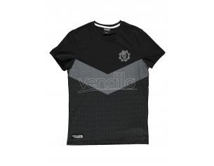 Gears Of War - Tonal Colorblock T-shirt Uomo Difuzed