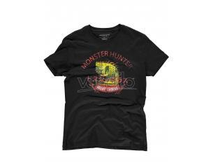 Capcom - Monster Hunter - Jargas T-shirt Uomo Difuzed