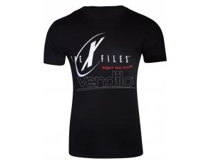 Fox - X-files - Logo T-shirt Uomo Difuzed