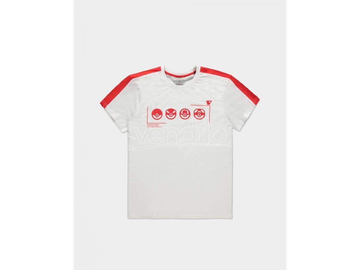 Pokémon - Pokémon Trainer - T-shirt Uomo Difuzed